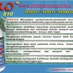 AERO 810 Nasa Perekat Perata Pembasah Pestisida