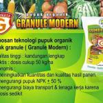 Supernasa Pupuk Organik Granule Modern