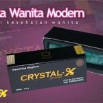 Natural Crystal X Nasa