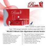 ROSE V (Khusus untuk Merawat Daerah Kewanitaan)