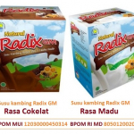 Natural Radix Susu Kambing Etawa