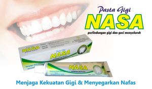 Pasta Gigi Nasa Herbal