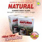 SBMN Serbuk Beras Merah Natural